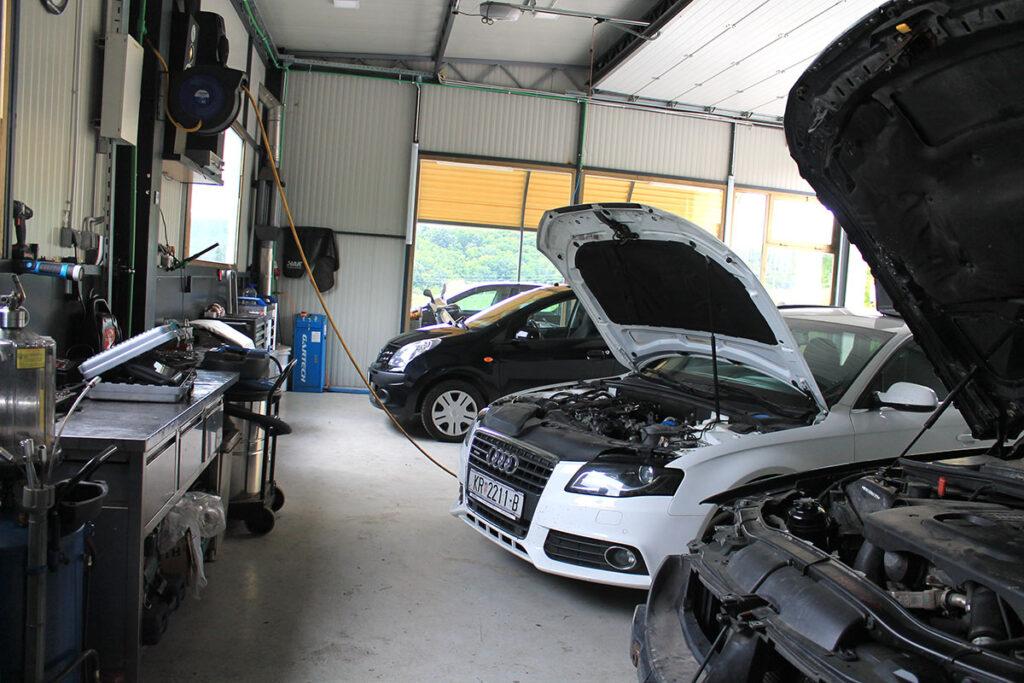 Automehaničarski radovi